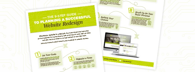 Kiwi Creative - 9-Step Guide to Planning a Successful Website Redesign