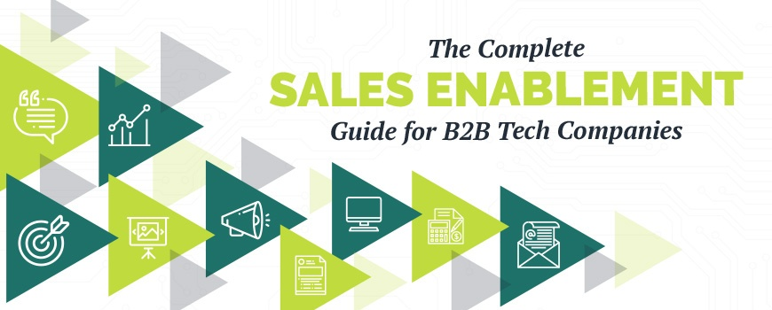 Complete Sales Enablement Guidefor B2B Tech Companies