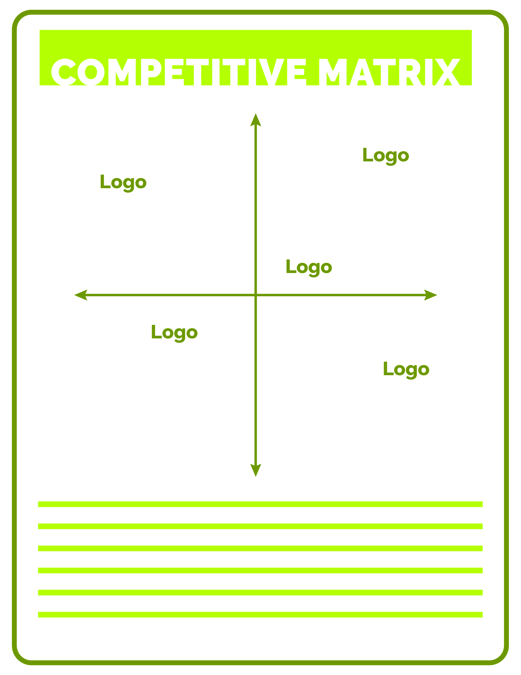 Comparison Guide - Matrix