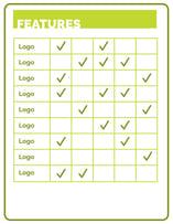 Comparison Guide - Features