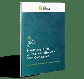 Marketing During a Crisis eBook